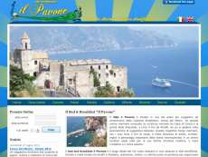 Home page Bed e Breakfast Il Pavone