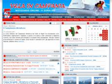Homepage Vela in Campania