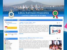 homepage Lega Navale Italiana - Castellammare di Stabia