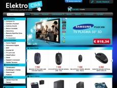 Homepage ElektroClick