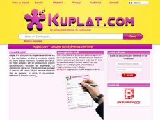 Homepage Kuplat