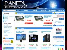 Homepage Pianeta Elettronica