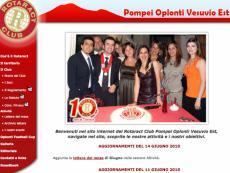 Homepage Rotaract Pompei Oplonti Vesuvio Est - 2007
