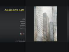 Homepage Alessandra Asta