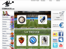 Homepage StemmiCalcio