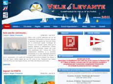 Homepage Vele di Levante